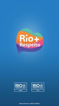 Rio+Respeito 2018 poster