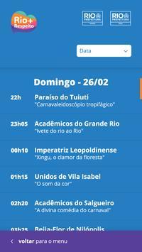 Rio+Respeito 2018 screenshot 1