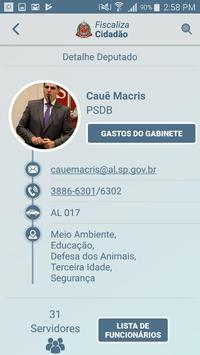 Fiscaliza Cidadão apk screenshot