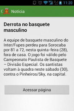 Notícias de Santos screenshot 1