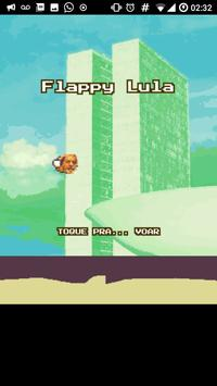 Flappy Lula poster