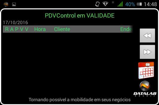 PDVControl apk screenshot