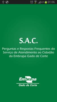 S.A.C. Gado de Corte poster