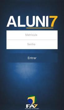 Aluni7 poster