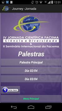 IV Jornada Científica - Facema apk screenshot