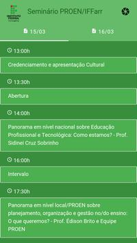 SeminarioIFFarr screenshot 1