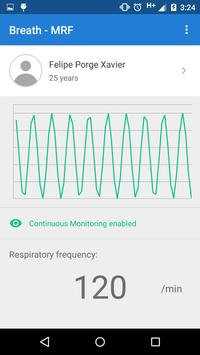 Breath Monitor screenshot 3
