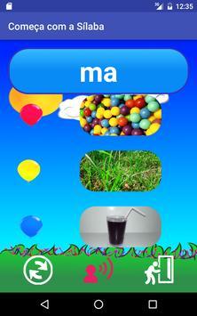 Alfabeto Números Cores Criança apk screenshot