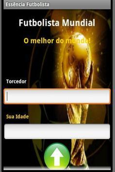 Futbolista Mundial poster