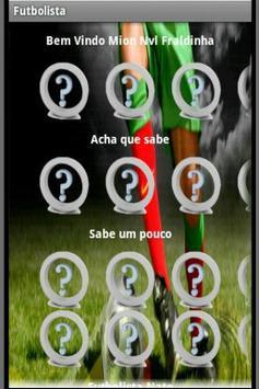 Futbolista Mundial apk screenshot