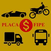 Placa Fipe icon