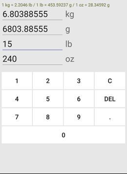 Unidades De Peso For Android Apk