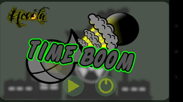 TimeBoom poster