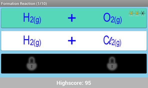 Chem-Balance screenshot 2