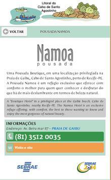 Litoral do Cabo/PE apk screenshot