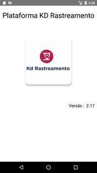 KD Rastreamento poster