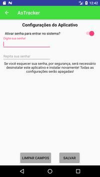App AsTracker screenshot 4