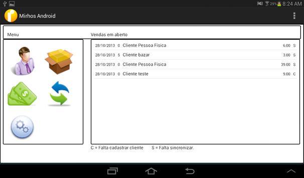Mirhos Mobile screenshot 1