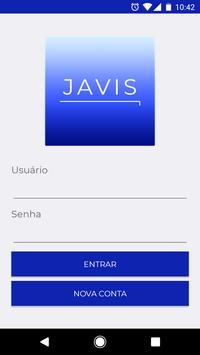 Javis Rastreamento poster