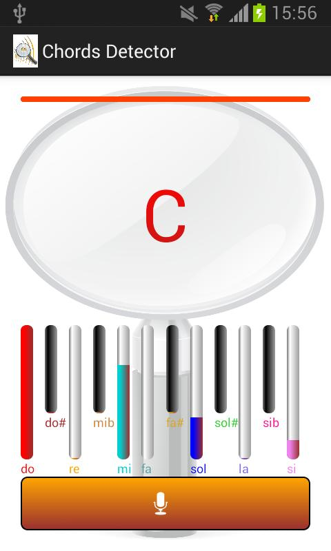 Chords Detector 2 0 for Android - APK Download