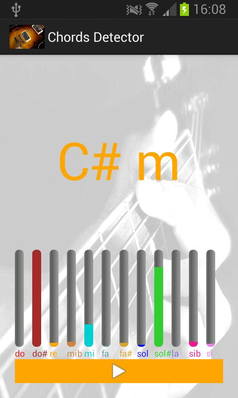 Chords Detector for Android - APK Download