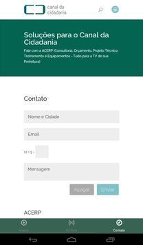 Canal da Cidadania apk screenshot