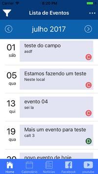 AgendaAMa screenshot 2