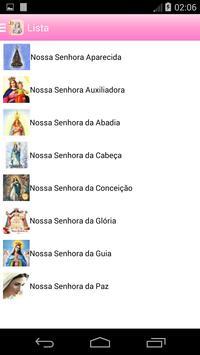 Novenas de Nossas Senhoras JDS screenshot 3