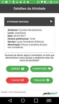 CleanTracker screenshot 3