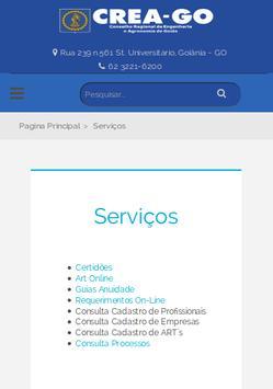 Crea-GO App apk screenshot