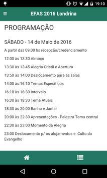 EFAS Londrina screenshot 3