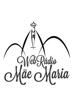 Web Rádio Mãe Maria poster