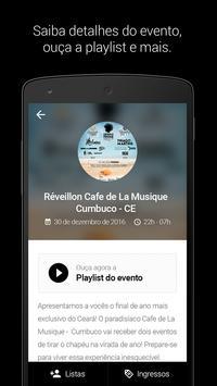 Cafe de La Musique Nordeste apk screenshot