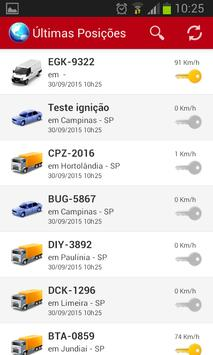 Tokio System Rastreamento screenshot 1