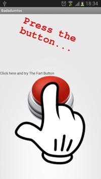 Ba dum tss - Rimshot widget poster