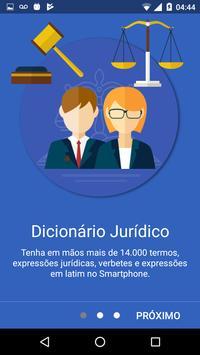 Legis - Dicionario Juridico पोस्टर