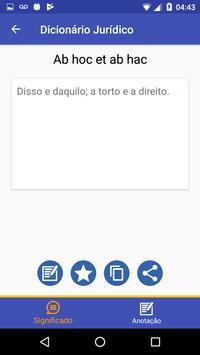 Legis - Dicionario Juridico स्क्रीनशॉट 6