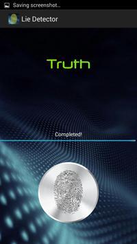Lie Detector apk screenshot