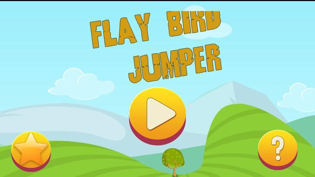 Flay Bird Jumper poster
