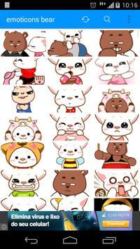 emoticons bear full poster