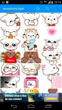 emoticons bear full screenshot 1
