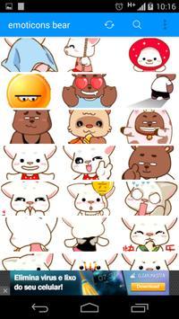 emoticons bear full screenshot 2