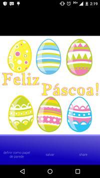 Frases de Feliz Pascoa poster