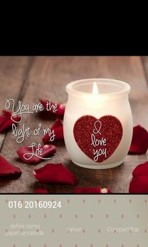 messages of love apk screenshot