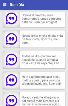Bom Dia Frases screenshot 2
