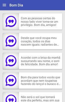 Bom Dia Frases screenshot 3