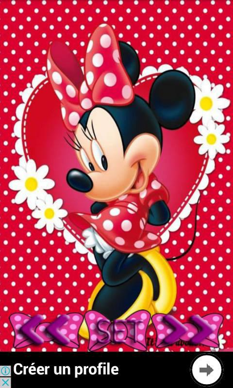 Minnie Mouse Wallpaper Hd 2018 Para Nunu For Android Apk