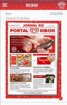 Portal Kibon apk screenshot