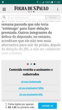 Editorial Político apk screenshot