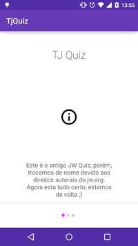 TJ Quiz poster